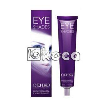 C: EHKO - Боя за вежди и мигли-черно-60мл