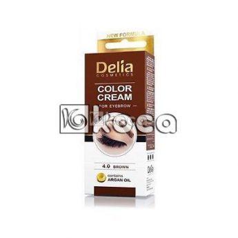 Delia Color Crem - черна
