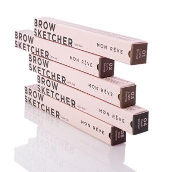 Mon Reve-Brow Sketcher-Сенки за вежди