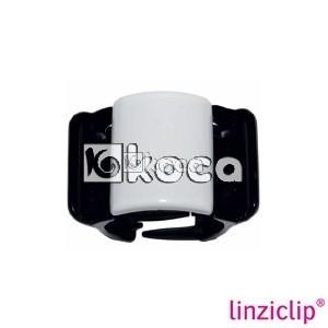 Иновативна щипка за коса Linziclip - Шах Мат - средна - 3,5см x 5,5см x 3,5см