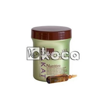 Bes Nutritivo N3-Маска за сухи и увредени коси-500мл/1000мл