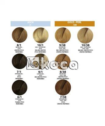Londa Professional - професионална боя за коса [60 мл] - пепеляви, златно перлени тонове