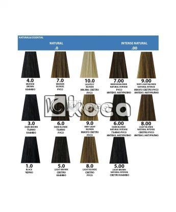 Indola Profession new - професионална боя за коса [60 мл] - натурални тонове