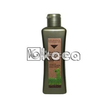 Biokera Argan shampoo - [300мл] - Био шампоан с арган