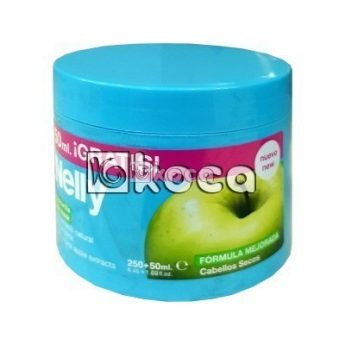 Nelly - Подхранваща маска за коса с екстракт от ябълка [300мл]