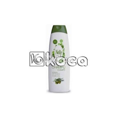 nelly shampoo 750ml oliva