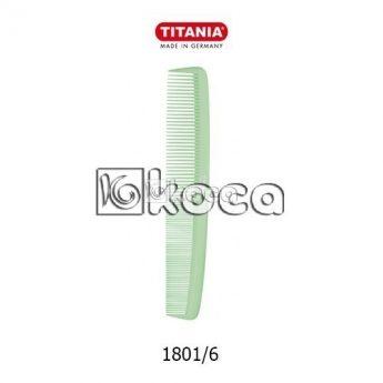 Гребен Titania - 1801/6 - 17.2 см