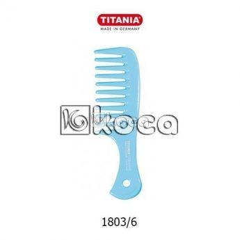 Гребен Titania - 1803/6 - 14.5 см