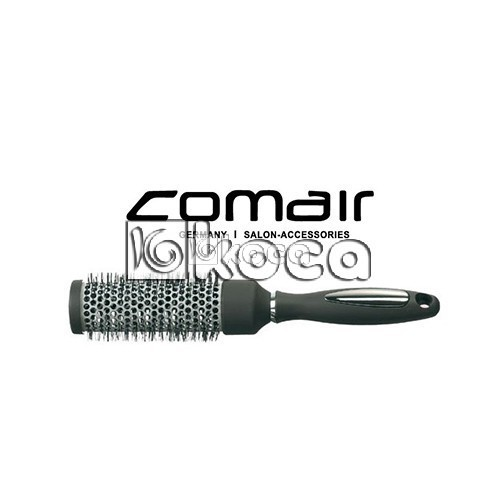 Comair - Ion-Ceramic - Керамична четка с изкуствен косъм Ø 34/49 mm - 7000016
