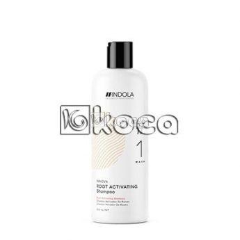 Innova Root Activating Shampoo - Активиращ шампоан против косопад 300мл