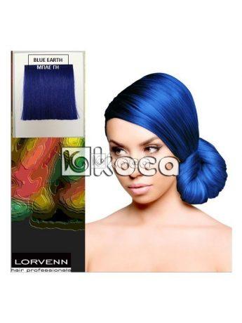 Lorvenn Blue Earth - Синя Земя -  директен оцветител [90мл]