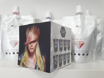 Code Zero The Gems- Оцветител за коса